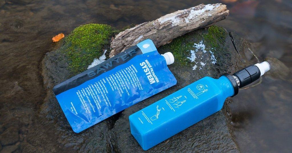 Sawyer Select S2 Water Purifier Bottle
