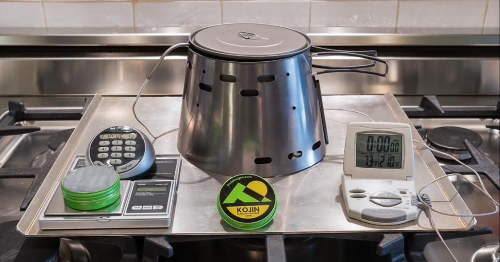 Trail Designs Kojin Ultralight Alcohol Stove Review