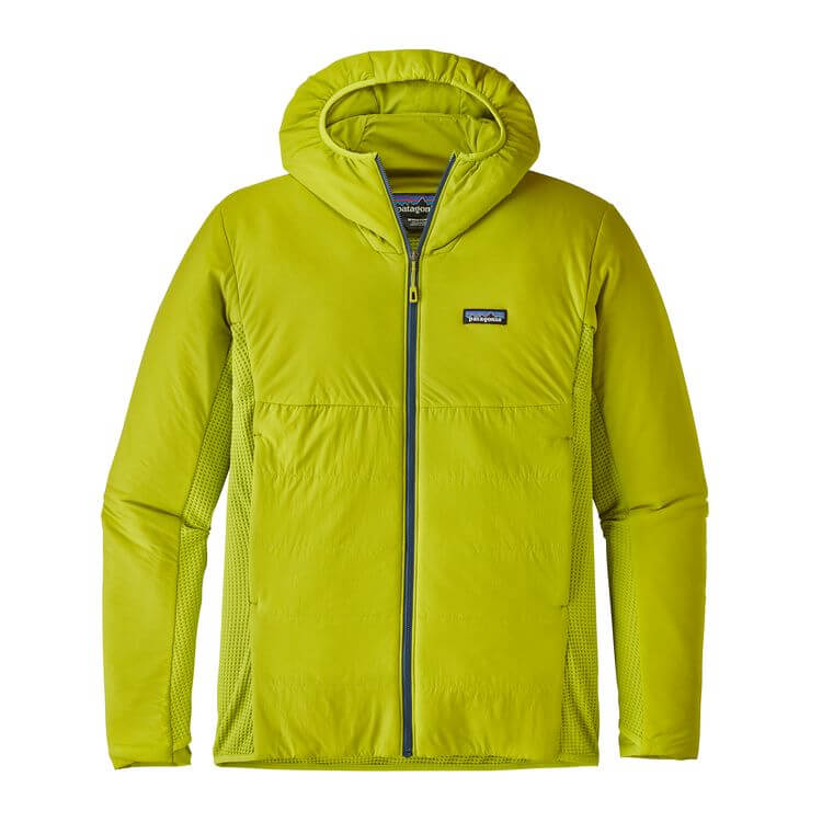 43137180d39c Alternatively you could use some of the new highly breathable mid-layer  jackets from Patagonia and Outdoor Research. These DO have shell fabrics  that you ...