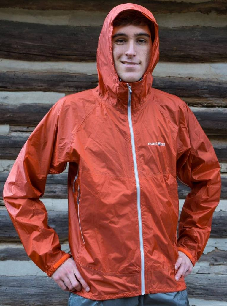 Mont Bell - Versalite - Best Lightweight Rain Jacket for Hiking and Backpacking