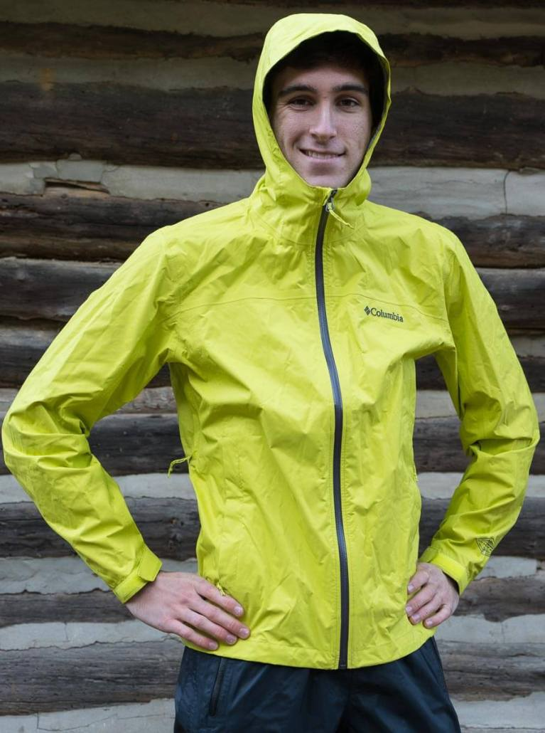 Columbia - Evap - Best Lightweight Rain Jacket for Hiking and Backpacking