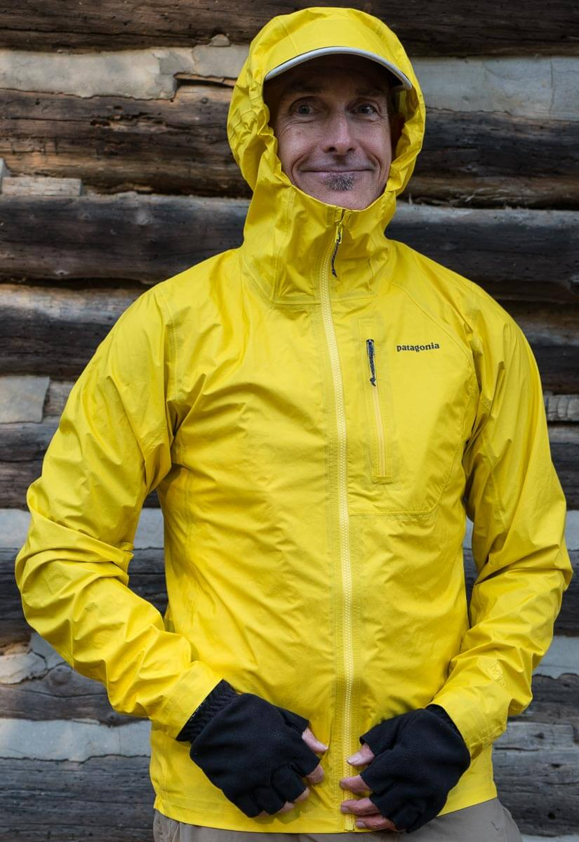 Patagonia - Storm Racer - Lightweight Rain Jacket for Hiking and Backpacking