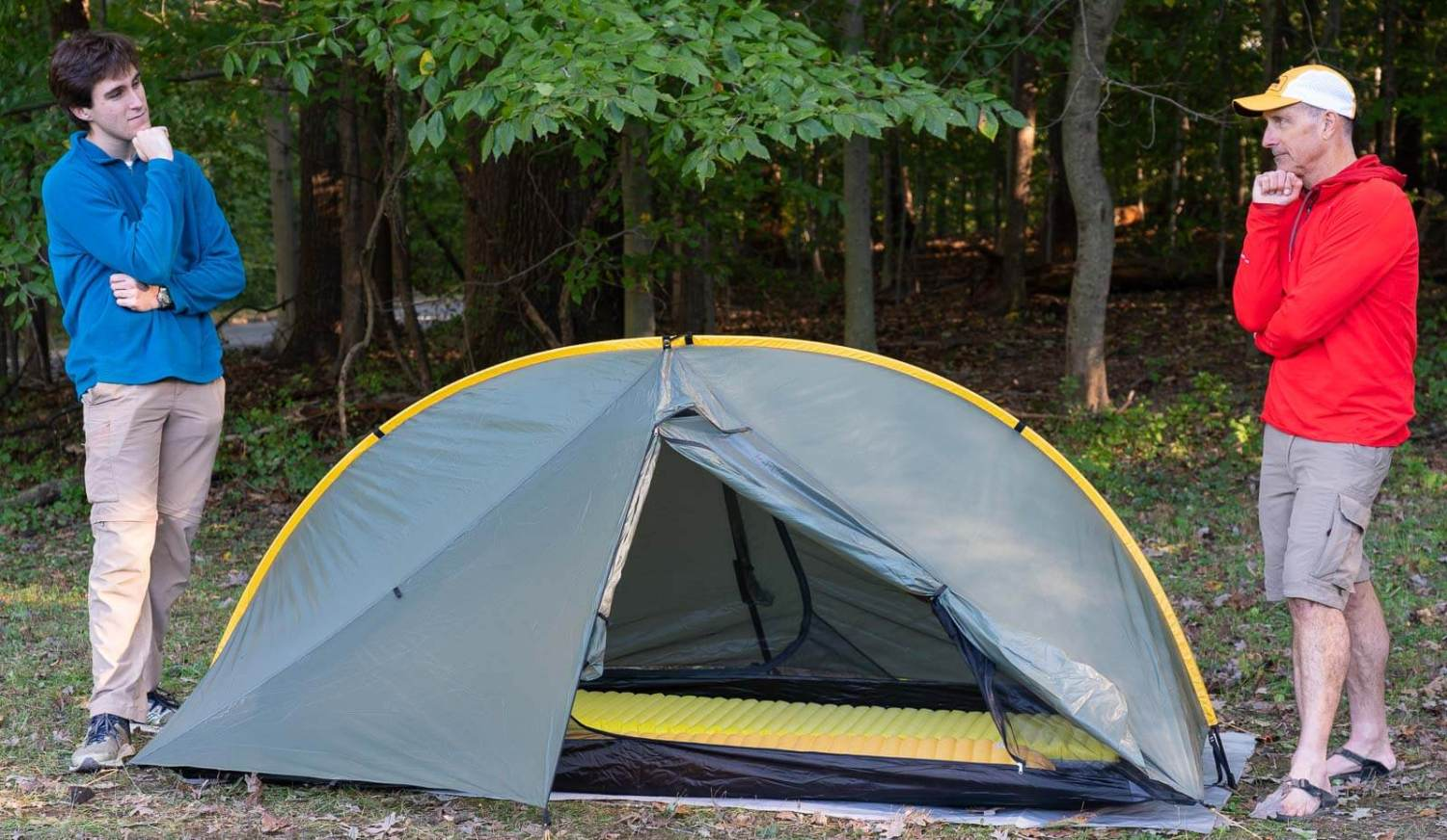 backpacking tents - tarptent double rainbow