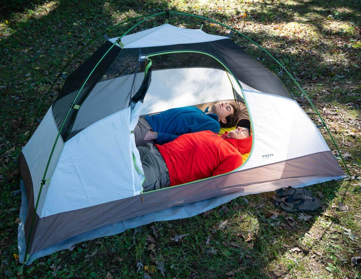 backpacking tents kelty salida