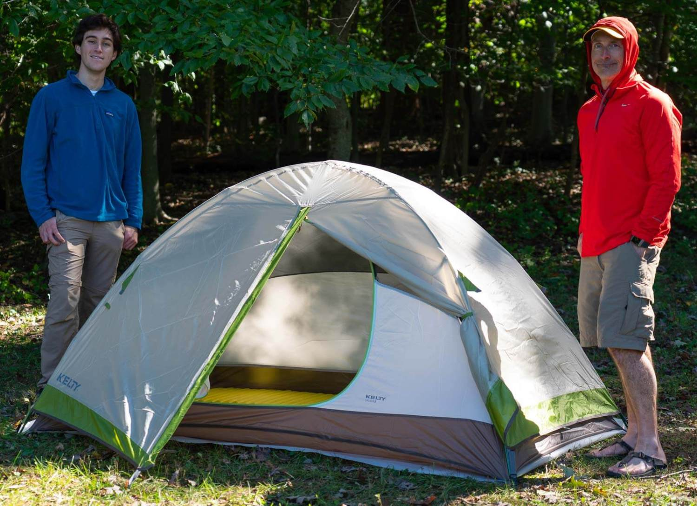 backpacking tents kelty salida