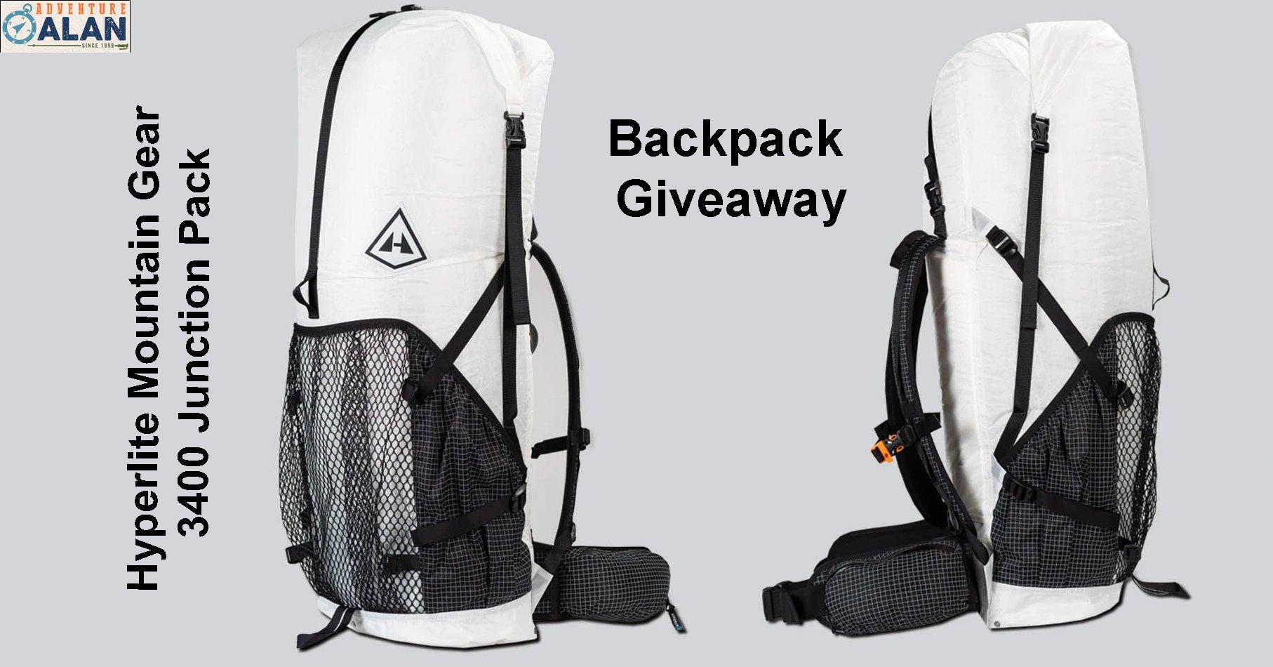 Hyperlite Mountain Gear 3400 Junction Backpack - Adventure Alan