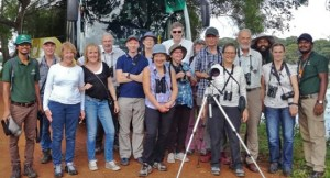 Naturetrek Wildlife & History Group 4th November 2018