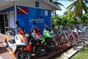 PADI Dive Centre and Rental Shop