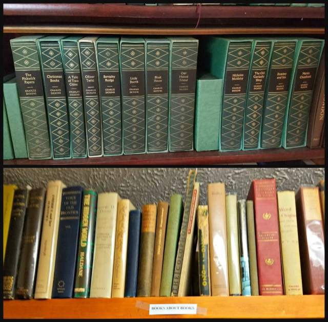 Good Old Books Charles Dickens collection