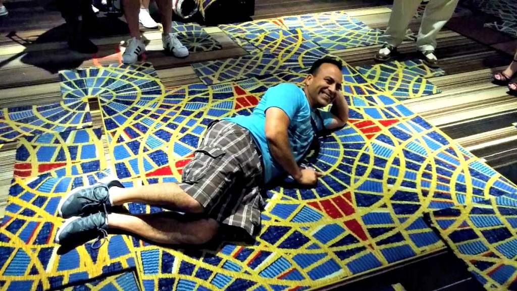 Marriott Carpet Memorial - DragonCon Revenge of the Carpet