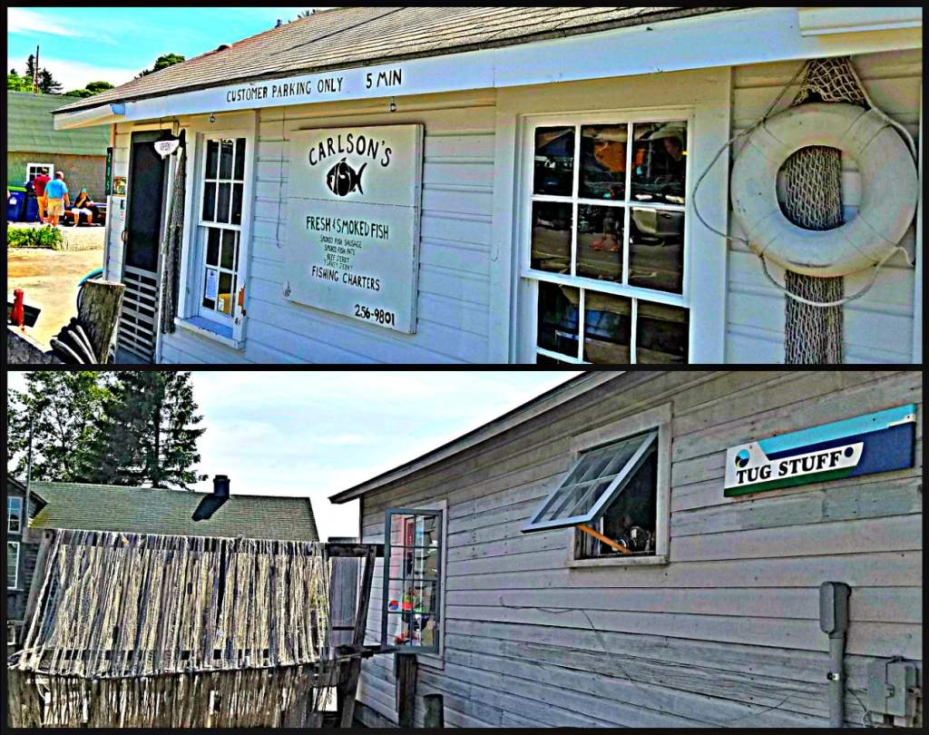 Fishtown USA Leland MI