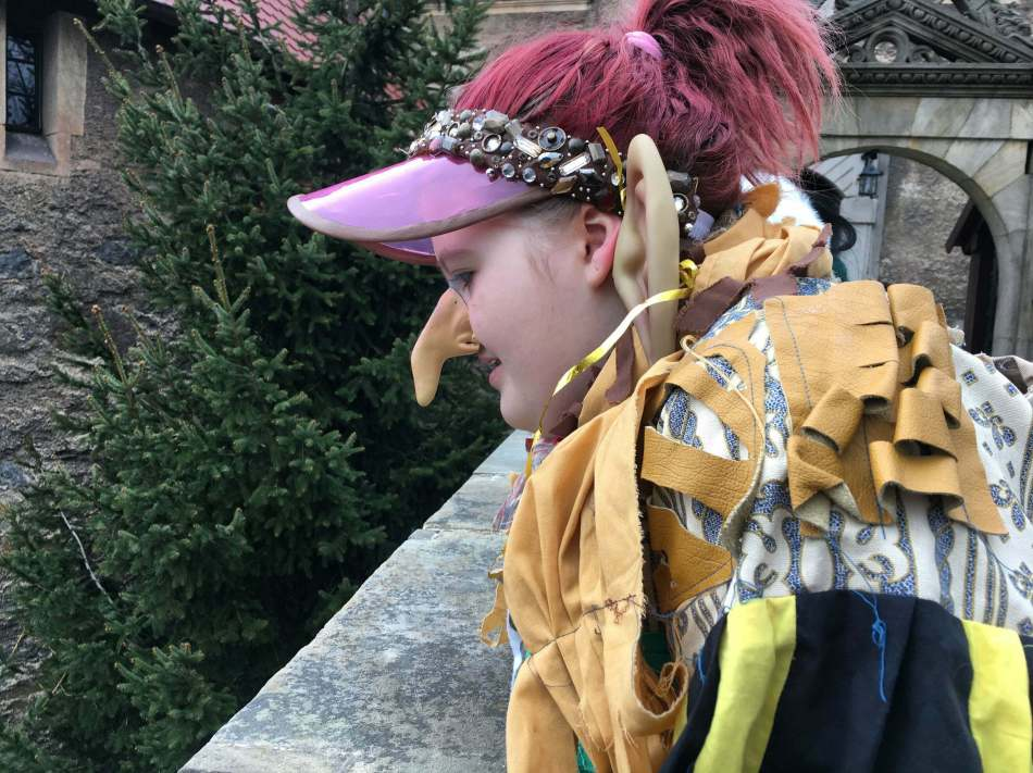 College of Wizardry Review Real Life Hogwarts Czocha Castle Poland Harry Potter LARP