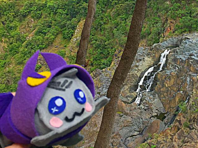 Barron Falls Station Cairns Skyrail Rainforest Cableway