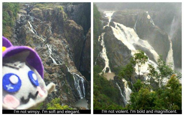 Kuranda Scenic Railway Barron Falls Lookout