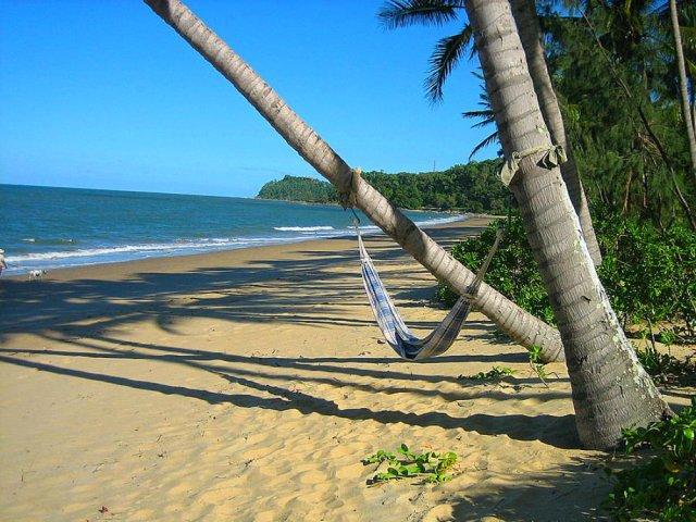 best beaches in Cairns Ellis Beach