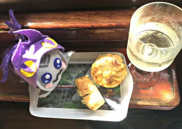 Kuranda Scenic Railway luxury Gold class ticket wine snacks