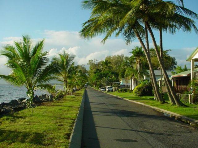 best beaches in Cairns Machans Beach