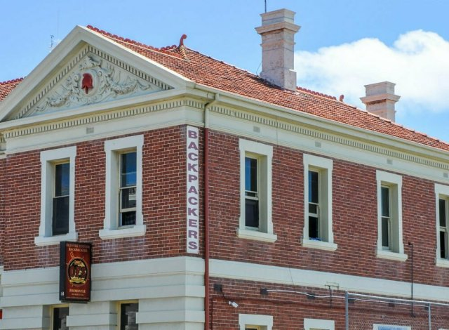 Unusual Quirky Hotels in Australia Unique Stays - Old Fire Station Backpackers
