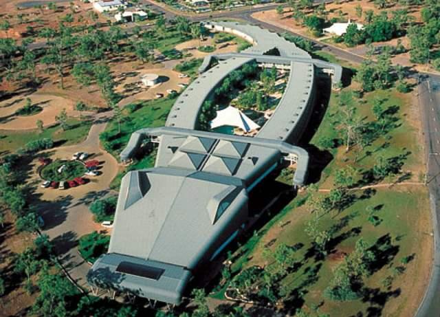 Unusual Quirky Hotels in Australia Unique Stays - Mercure Kakadu Crocodile Hotel
