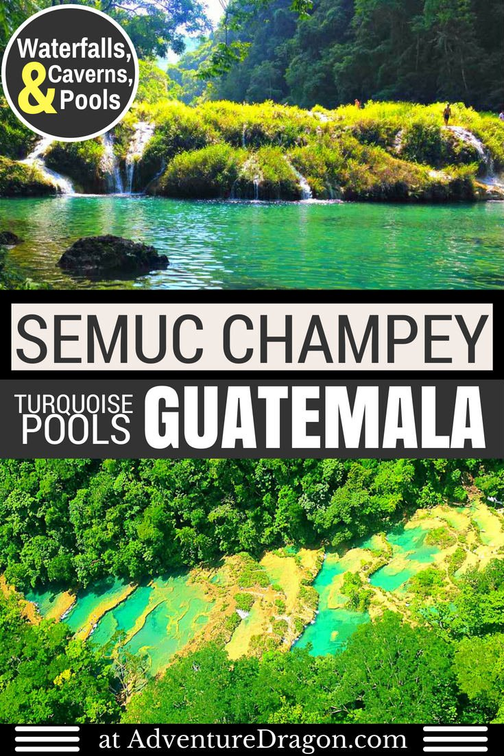 Semuc Champey Facts and Ultimate Guide