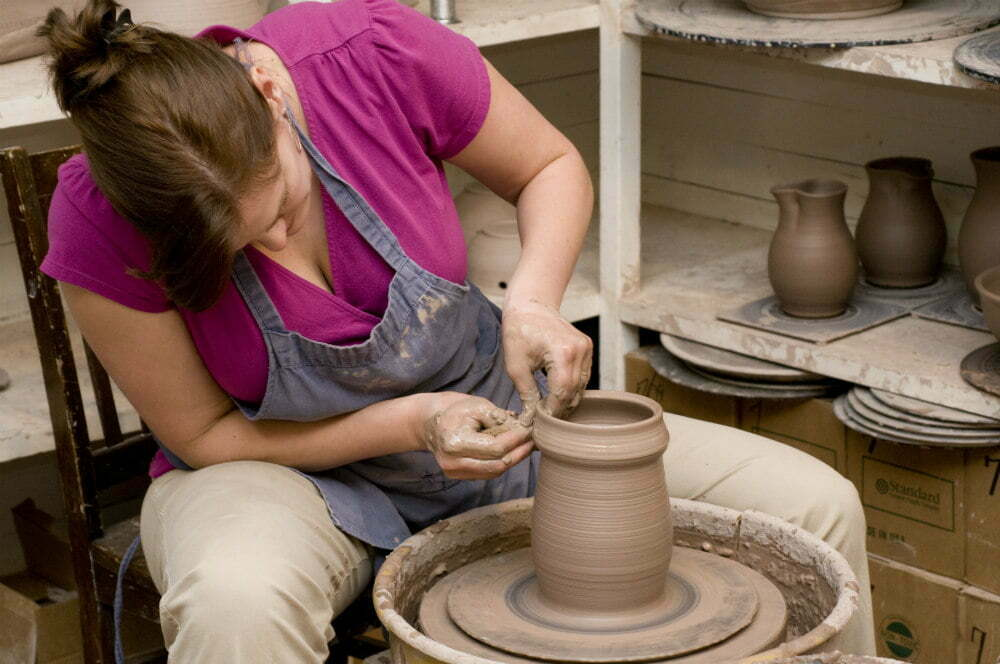 The Willows Pottery - Things to Do in Helen GA Attractions