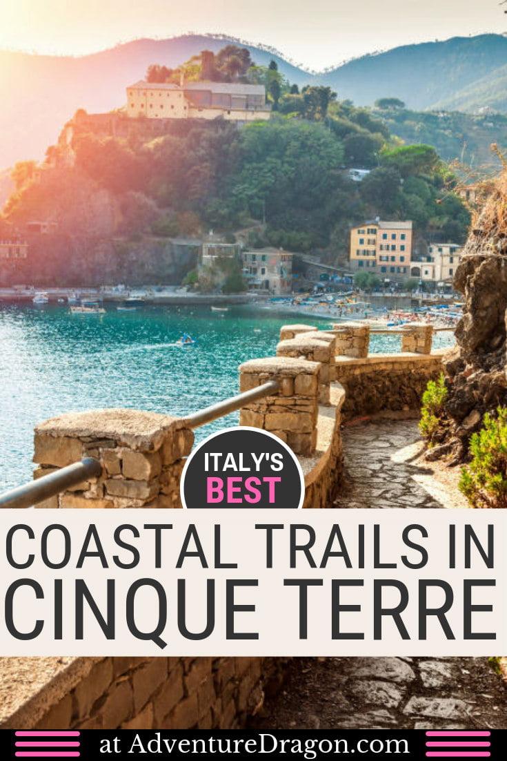Best Coastal Walking Trails in Cinque Terre