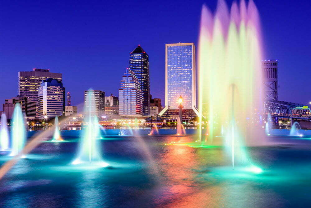 Best Free Things to do in Jacksonville Friendship Fountain