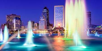 Free Things to Do in Jacksonville FL Friendship Fountain