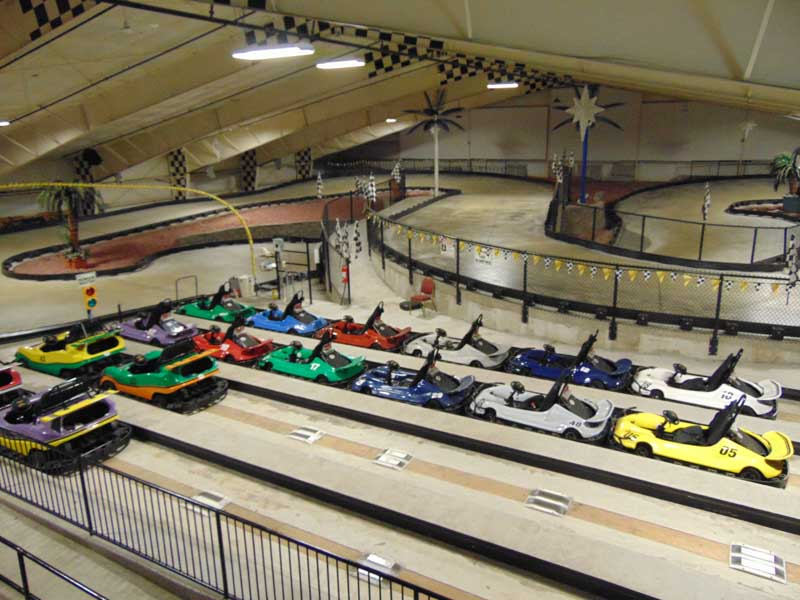 Indoor Go Karts In Lake George Ny Experience The Thrill Of Indoor