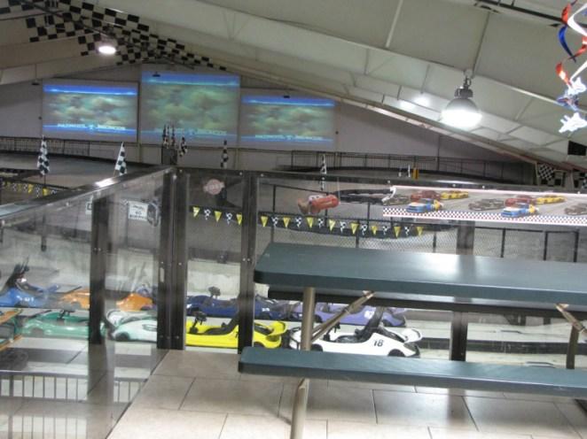 Indoor Go Karts