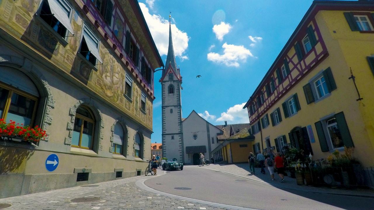 Day trip from Zurich to Stein am Rhein, Switzerland