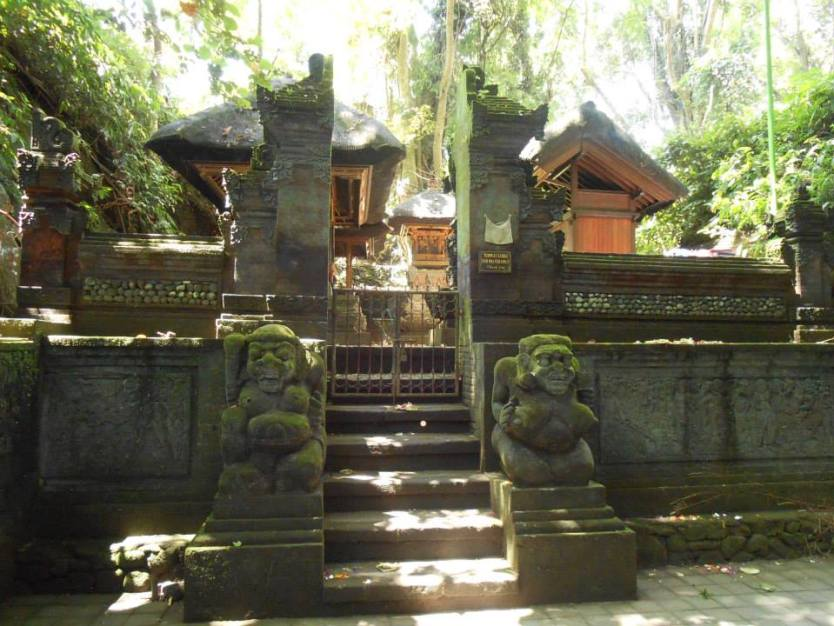 One of the ancient Hindu temples