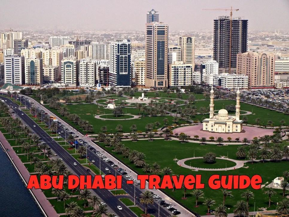 Abu Dhabi travel guide