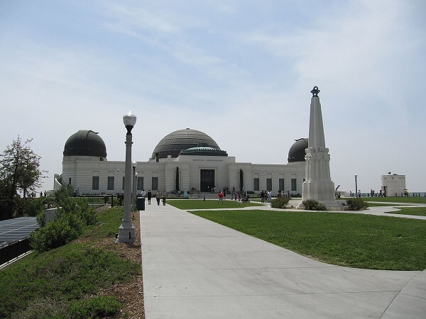 The Best Free Things To Do In Los Angeles - Griffith Observatory and hiking