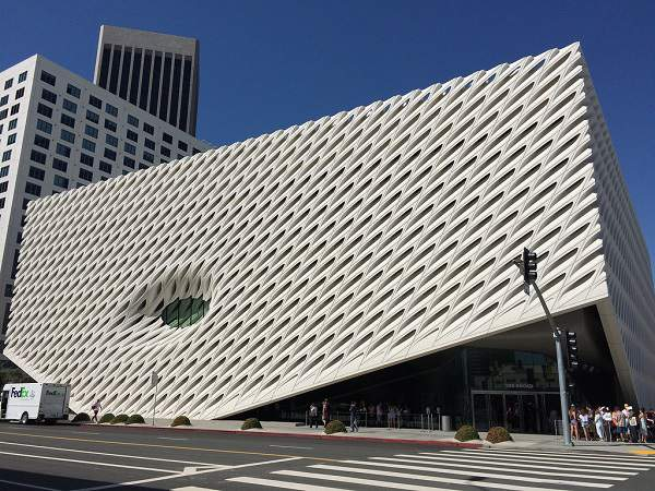 The Best Free Things To Do In Los Angeles - The Broad Museum - Los Angeles