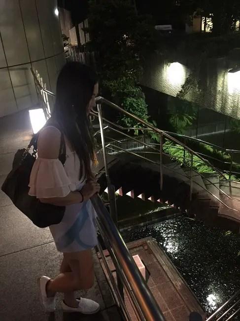 Shintori Taipei entrance