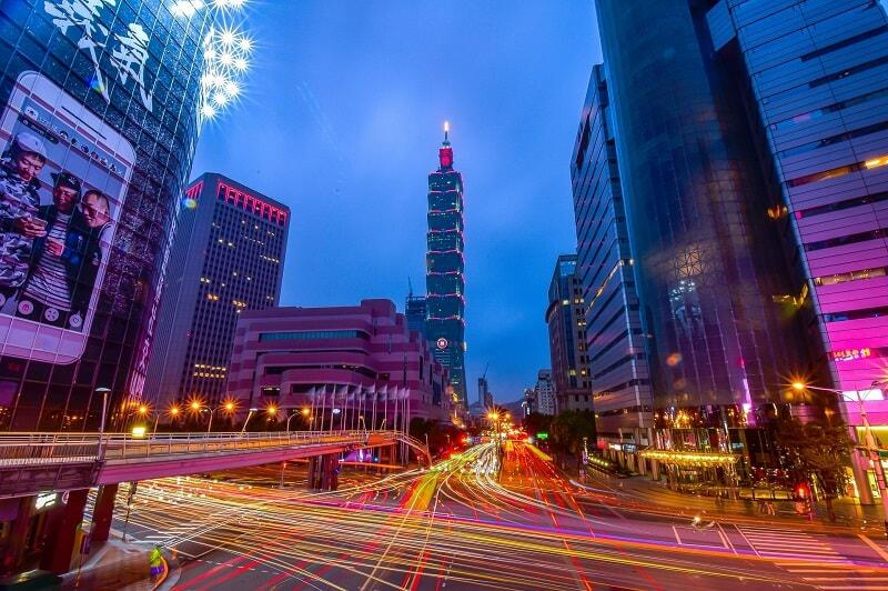 Taipei 101 best things to do in taipei