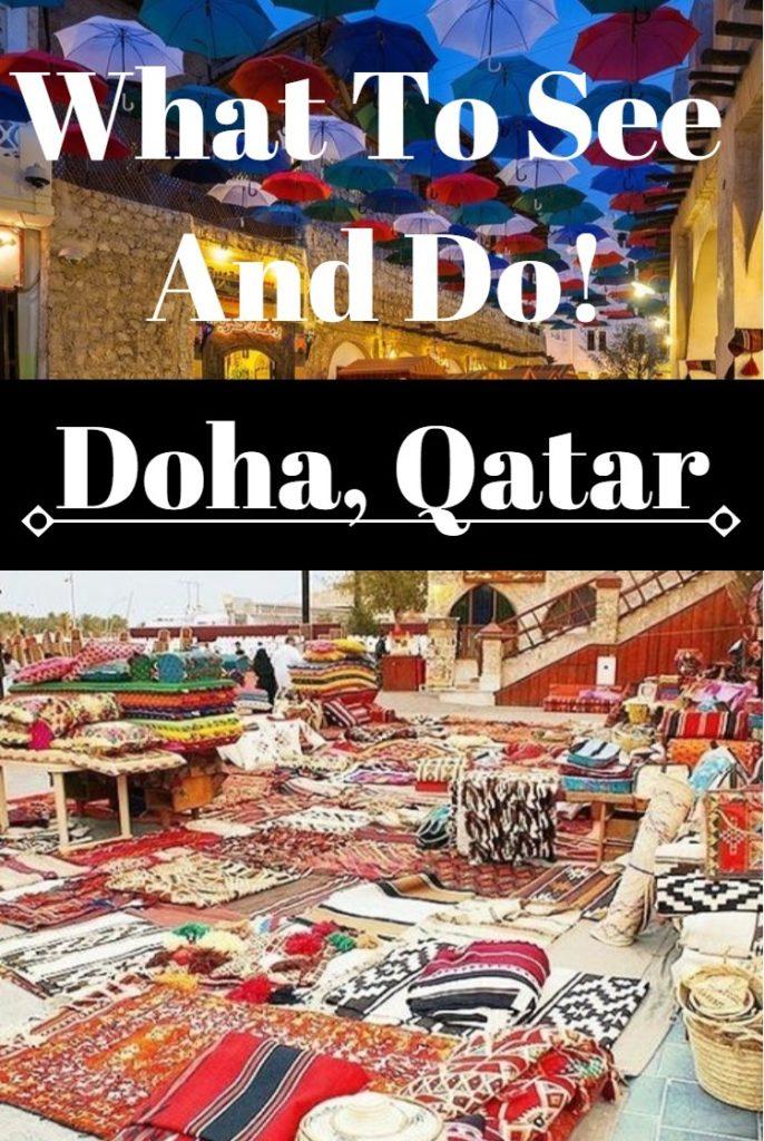 Doha Qatar Travel Guide