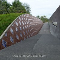 Khao Lak and Tsunami Memorial Park in Ban Nam Khem