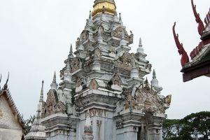 Wat Phra Borom That Chaiya, Surat Thani