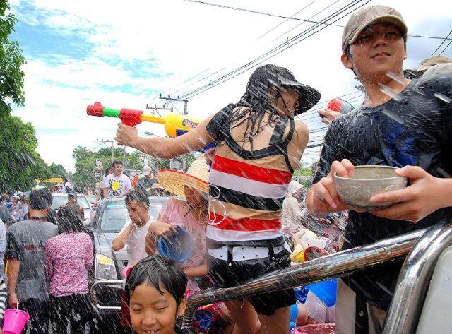 Public holidays in Thailand
