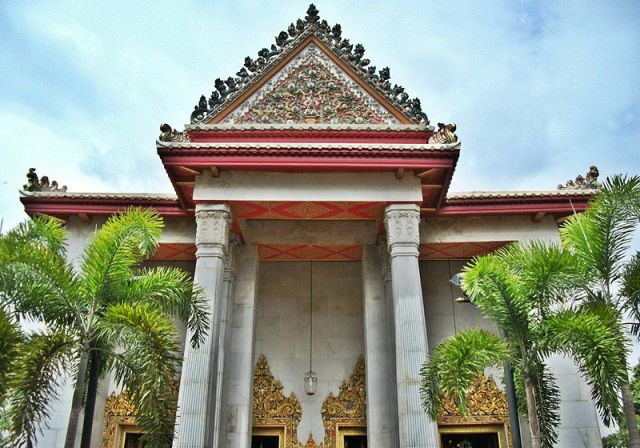 Wat Bowonniwet Vihara Rajavaravihara, Bangkok