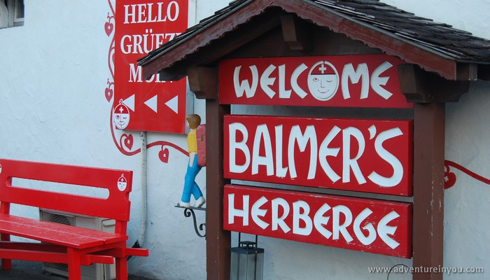 our stay at balmer