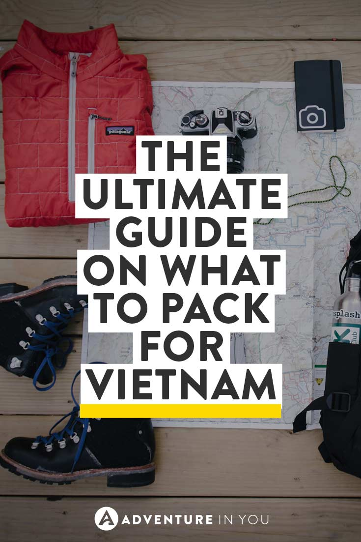 Vietnam Packing List | Planning A Trip To Vietnam And Unsure What To Pack?  Here