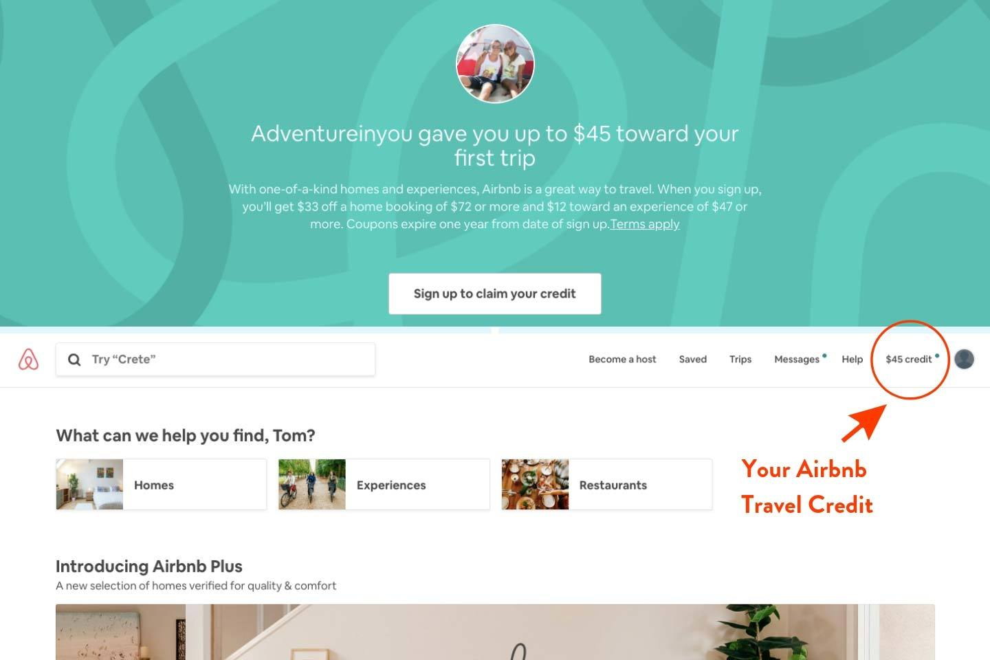 airbnb coupon code july