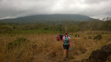 Hiking Volcan Maderas, Ometepe Island