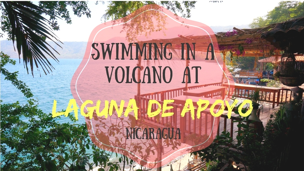 Swimming In A Volcano At Laguna de Apoyo