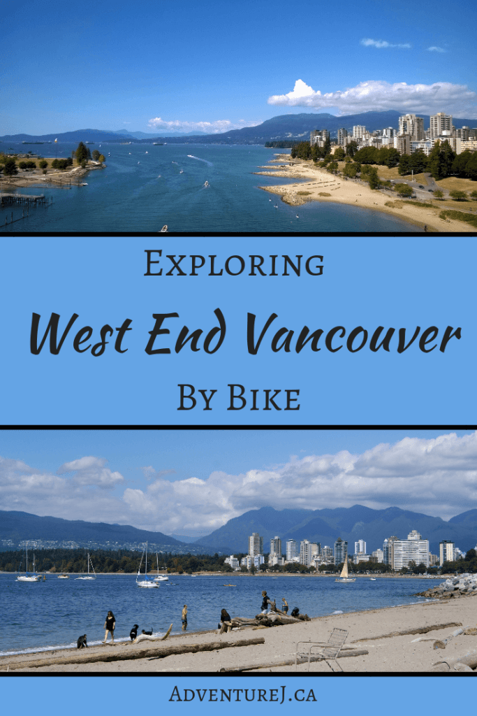 Vancouver is a city that was made for biking. This wonderful route that will take you through all the highlights of West End Vancouver!   #bike #biking #city #Vancouver #Canada #travel #traveltips #outdoors #discover #explore