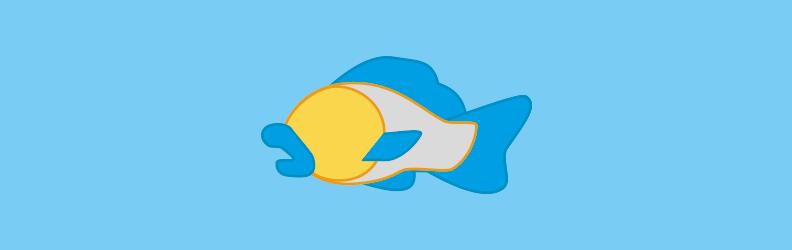 Ogg Vorbis audio codec fish logotype