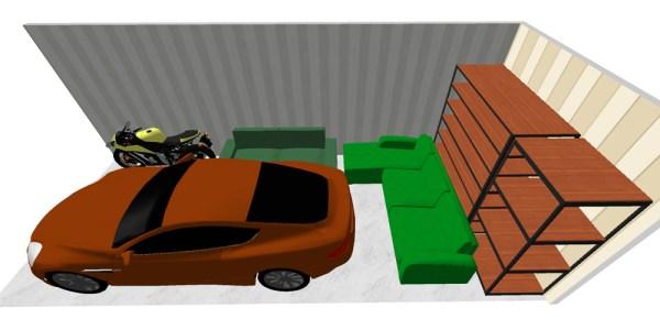 10x25 Storage in Altoona, IA
